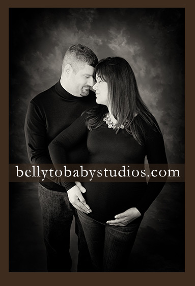 Maternity Portraits in Houston